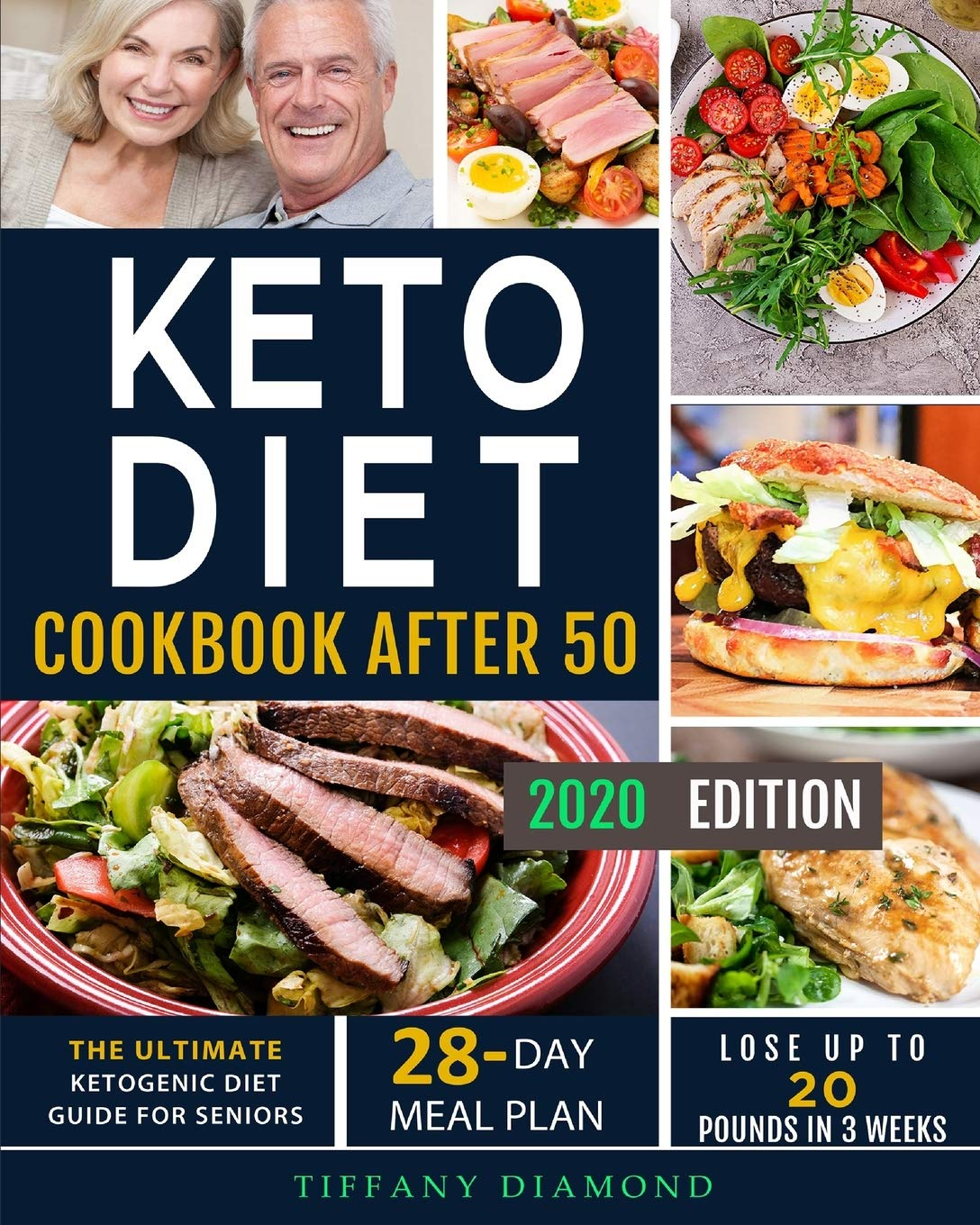 Keto Diet Cookbook After 50