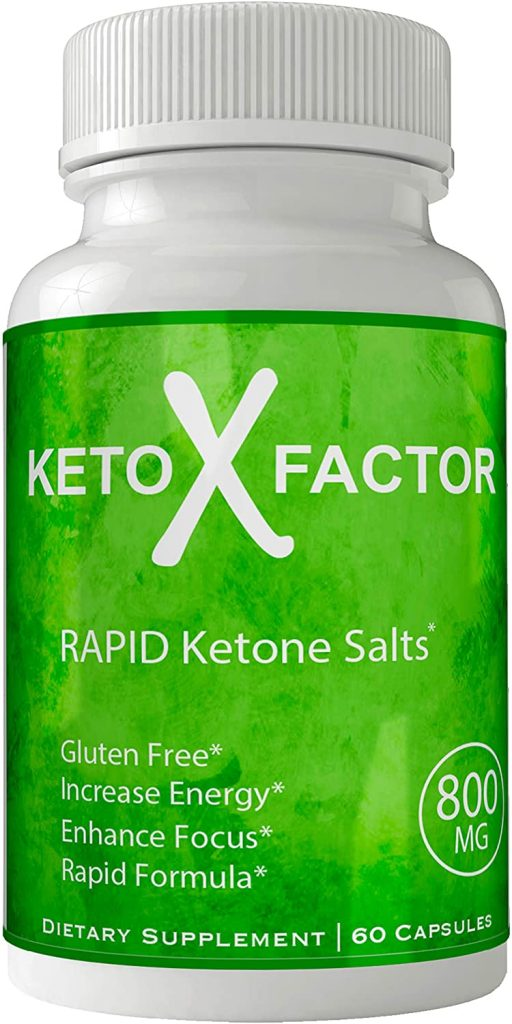 Keto X-Factor Keto Pills