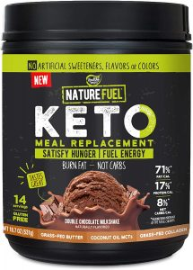 Nature Fuel Keto Meal Replacement